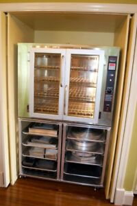 Convect a ray Cake Oven Commercial Convection 4 Racks For 4 Full Sheet Pans