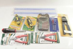 New Tools Multi modular Plug Crimps Strips 9 Blade Hex Screwdriver Micro Pippers
