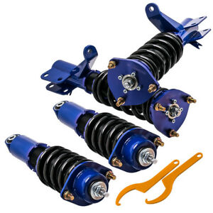 Coilovers For Honda Civic 2001 2002 2003 2004 2005 Adj Height Shock Struts