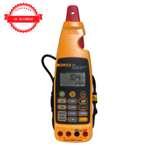 Fluke 773 F773 Milliamp Process Clamp Meter Multimeters Teste R Us Shipping