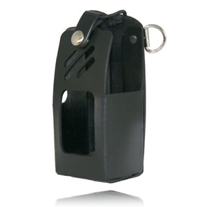 Boston Leather Firefighter Radio Holder For A Harris Xg 75 5609rc 1