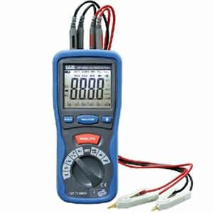 Cem Dt 5302 Dmm With Capacitance Voltage Current Small Resistance Kelvin 4 wire