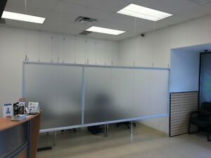Modern And Contemporary Modular Wall Dividers Made In Japan Aluminum