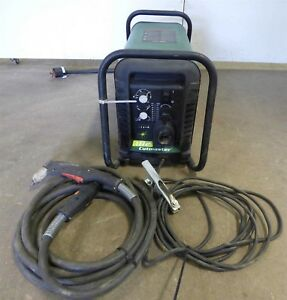 Victor Thermal Dynamics Cutmaster 102 100a Plasma Cutter W Clamp Torch