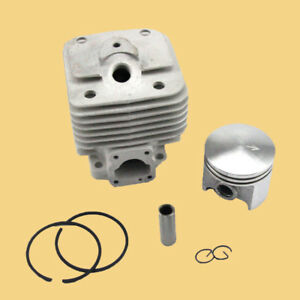 Cylinder Piston Kit For Stihl Ts350 Ts360 Concrete Cut off Saw 4201 020 1200 New
