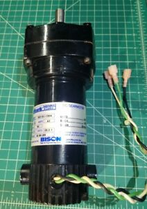 Gear Dc Motor Minarik 507 01 130a Hp 1 20 90 Volts Dc 1 2 Shaft