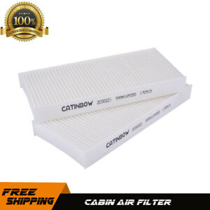 Hypoallergenic Cabin Air Filter For Infiniti Qx56 Nissan 05 13 Armada 999m1vp055
