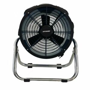 Xpower X 34asr 14 1720 Cfm Axial Fan Air Mover Stainless Steel Stand