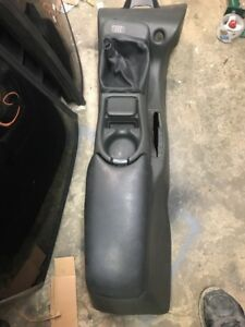 1993 94 95 96 Firebird Trans Am Manual Center Console Complete With Lid