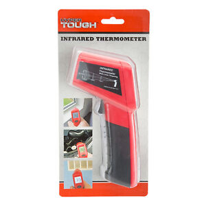 Hyper Tough Infrared Thermometer Temperature Measurement Tool Kitchen Auto New