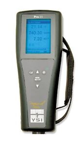 Ysi Pro20 Lab field Dissolved Oxygen temperature Meter 0 To 50 Mg l 0 1 Mg