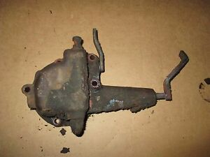 Farmall 140 240 340 404 504 Governor Housing