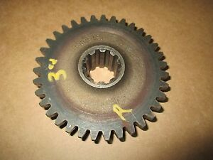 Farmall A B C 100 130 140 200 230 240 3ed Driven Gear 351061r1
