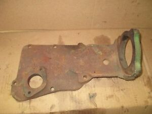 John Deere B Top Mount Starter Bracket