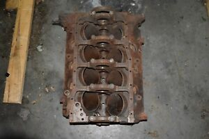 Ford 302w Bare Engine Block