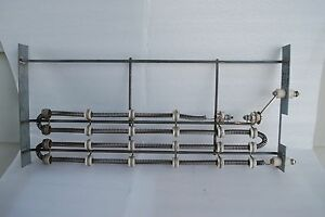 Electric Furnace Heating Element 5760w 240v Fused 283 Degrees F X049