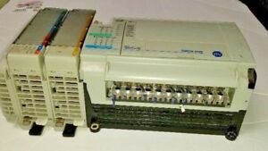 Allen Bradley Micrologix 1500 With Modules