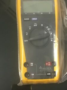 Fluke 77 Iii Digital Multimeter Meter 1000v Tool