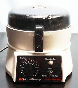 Iec Micro mb Bench Top Centrifuge