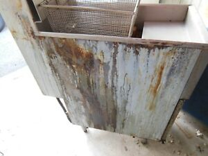 Pitco Frialator Single Deep Fryer