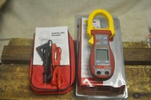 Amprobe Acd 15 Trms Pro 2000a Digital Clamp On Multimeters New