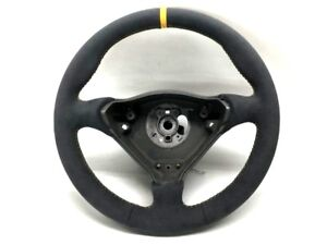 Porsche Gt3 Type Gray Alcantara 996 986 Steering Wheel Ebrake Shifter Graphite