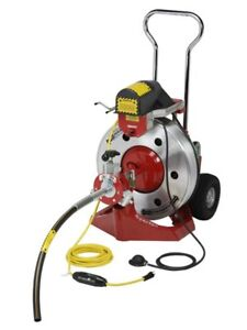 Spartan Tool 2001 Drain Cleaning Machine Cleaner Sewer Snake Pipe Line 44226000