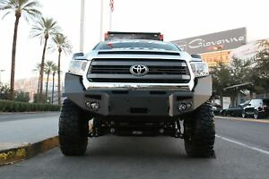 Fab Fours Premium Winch Front Bumper For 2014 2017 Toyota Tundra Tt14 H2851 1