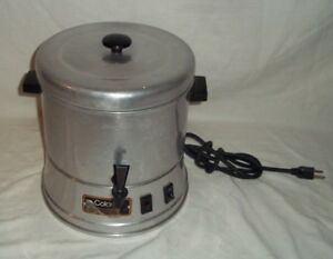 Colony 230h Commercial Coffee Percolator Urn Brewer Dispenser