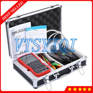 Etcr4300 Three Phase Clamp Digital Volt ampere Meter Tester With Rs232 Interface