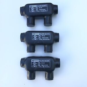 3 Polaris Isr 250 250mcm 6awg Wire Connector 600v