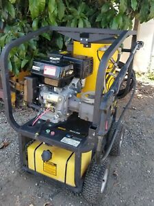 Landa Mvc4 3000e Industrial Hot Water Pressure Washer