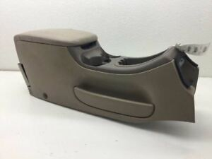 2001 Ford Expedition Front Center Console Tan Yl1z78045a36aac Notes 5686