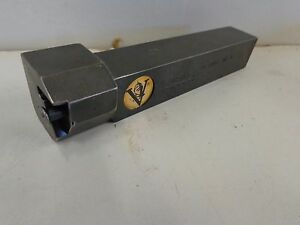 Valenite Grooving threading Lathe Tool Holder Sd tmir 16 4 Stk 2656