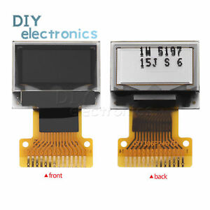 Ssd1306 White 0 49 Oled Display Module 64x32 Bare Screen I2c Iic Arduino Us