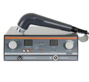 Professional Physical Therapy Machine Ultrasound Machine 1 Mhz With Program