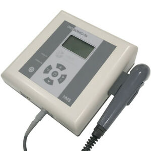 New Ultrasound Physical Therapy Machine 1 3 Mhz Pain Relief Preset Program Nbs