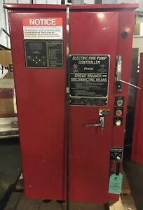 Firetrol Electric Fire Pump Controller Fta1000 am05b