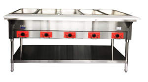 Atosa Csteb 5 Commercial Electric Steam Table