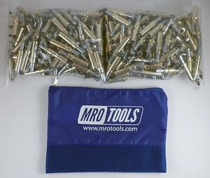 300 3 16 Cleco Sheet Metal Fasteners W Mesh Carry Bag k2s300 3 16