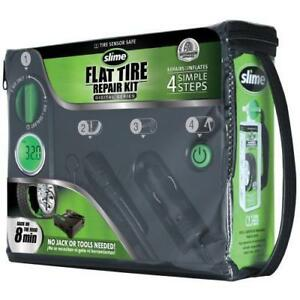 Slime Flat Tire Repair Kit