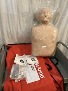 Little Anne Emergency Medical Emt Cpr First Aid Training Mannequin Practice