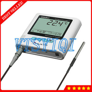 S520 et 4 3000 Recorder Thermometer Meter Lcd Temperature Data Logger Datalogger