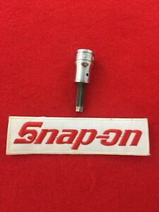 Snap On 3 8 Drive 1 4 Hex allen Bit Socket driver Fa8a