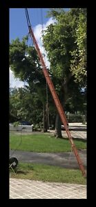 Extension Ladder fiberglass 28 Ft