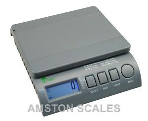 High Quality 75 Lb X 0 2 Oz Digital Scale W ac Postal Postage Shipping 8 5 X 7 U