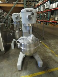 Hobart D 300 30 Qt Mixer Bowl Whip Beater Hook Fresh Rebuild 115v