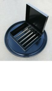 Wvo Angle Iron Steel Collection 55g Drum Lid