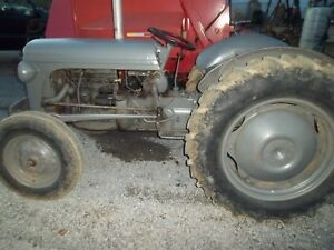 Massy Ferguson 30 Tractor Good