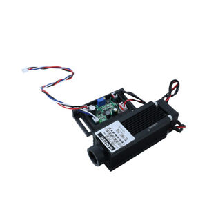 808nm 12v Dot Infrared Diode Laser Module 800mw 0 8w Adjustable With Driver Out